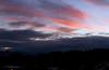 December 1, 2015.  Seattle sunrise