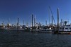February 6, 2015.  Homer boat harbor