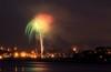 February 28, 2105.  Fur Rendezvous fireworks