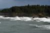 December 3, 2015.  Angry ocean, Newport, Oregon