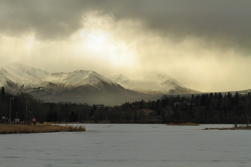 April 9, 2015.  Westchester Lagoon