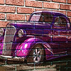 Photo-Art 1932 Chevy on Wall