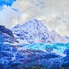 Photo-Art Alaska Glacier