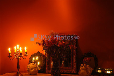 Candle Buffet