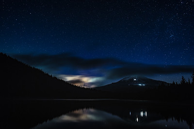 Mt Hood from Trillium Lake, OR