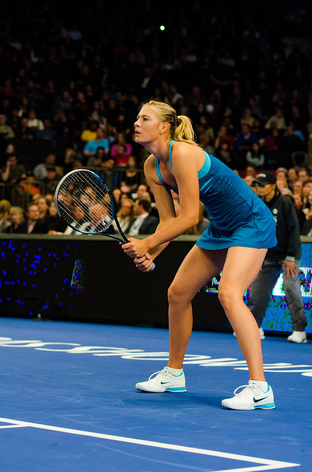 Tennis Night in America 2012 - Professional Tennis Player Maria Sharapova