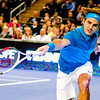 Tennis Night in America Roger Federer