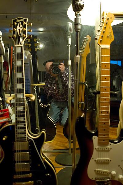 Arnie Goodman -Bertha session