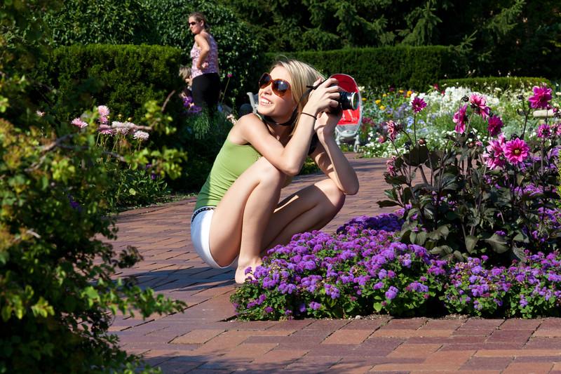 Compact Photographer