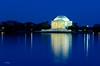 Jefferson Memorial at Dusk