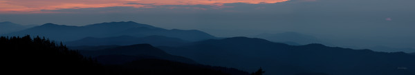 Sunset From Clingman's Dome 2005
