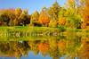 Fall Colors at Cherokee Park Lake