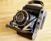 Welta Weltur 6x6 with Schneider Xenar 7.5cm f/2.8 lens (c. 1936-40)