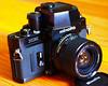 Minolta XK with MD W.Rokkor-X 24mm f/2.8