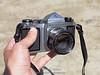 Pentax SV with Super Takumar 55mm f/1.8 lens