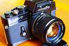 Minolta XE-7 with MC Rokkor-X 50mm f/1.4