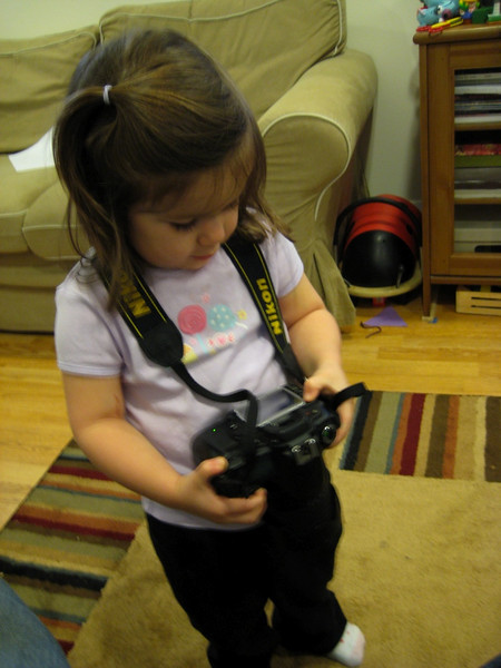 Taken by Papa on the Canon SD750.