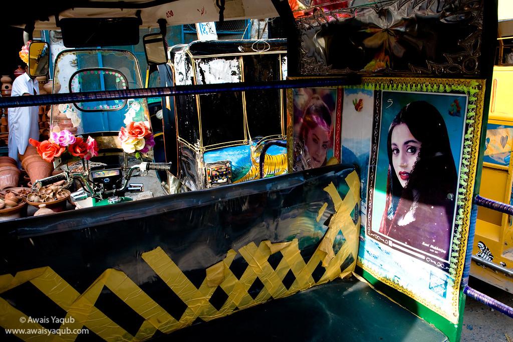 Rani Mukarjee in Pakistan