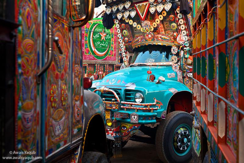 Truck Art of Pakistan