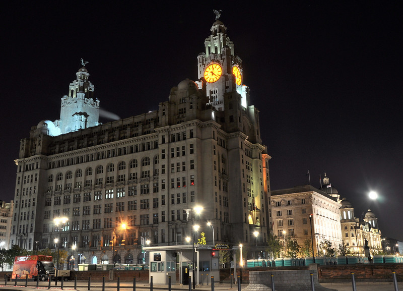 Liver Buildings. May 2013.