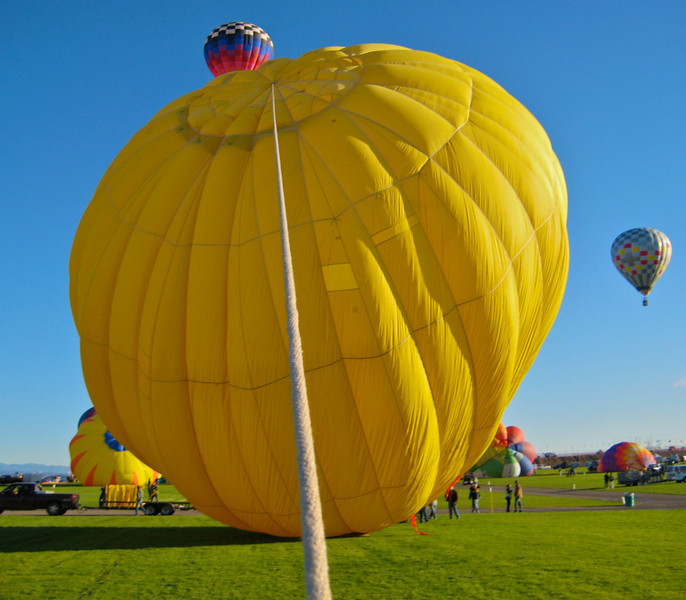 Balloon Fiesta '08