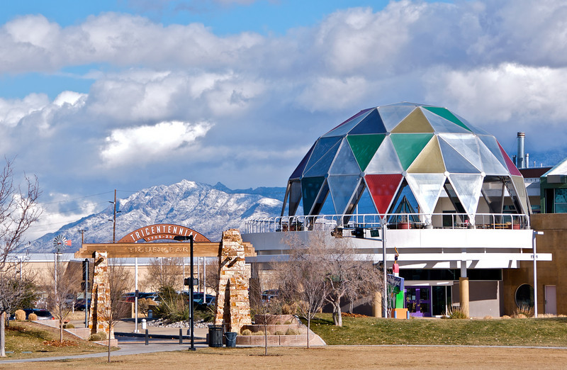 Sandia Mountains/Childrens Museum