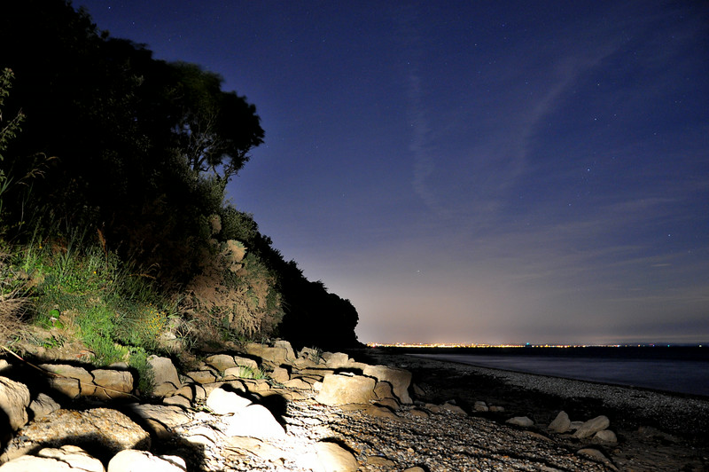 Priory Bay, Isle of Wight. July 2014.