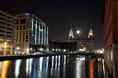 Princes Dock, Liverpool. May 2013.