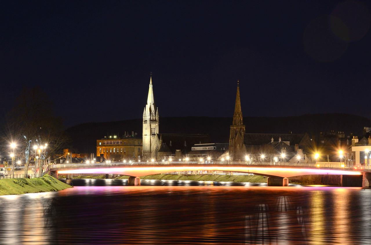 Inverness. April 2015.