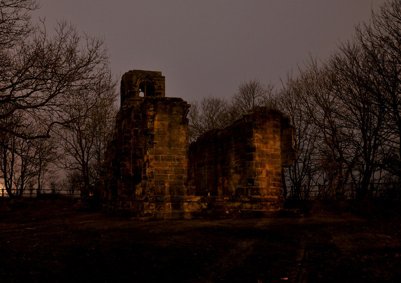 St Catherine's Chapel, Lydiate. March 2014.