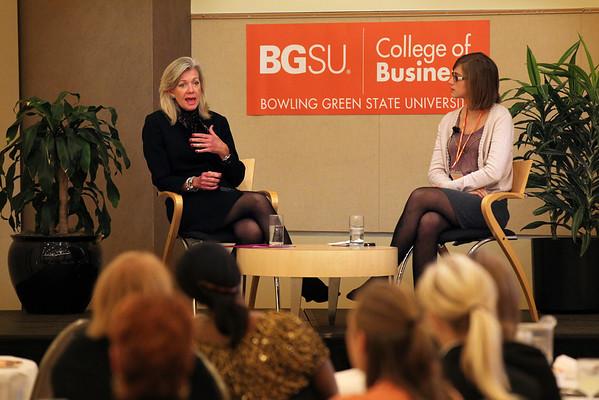 Cheryl Krueger-CEO Lecture Series