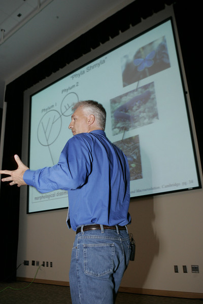 McMaster Endowed Visiting Scientist Lecture/Kevin Peterson