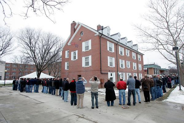Sigma Phi Epsilon House Closing Ceremony