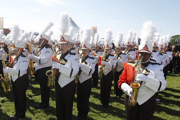 The Falcon Marching Band