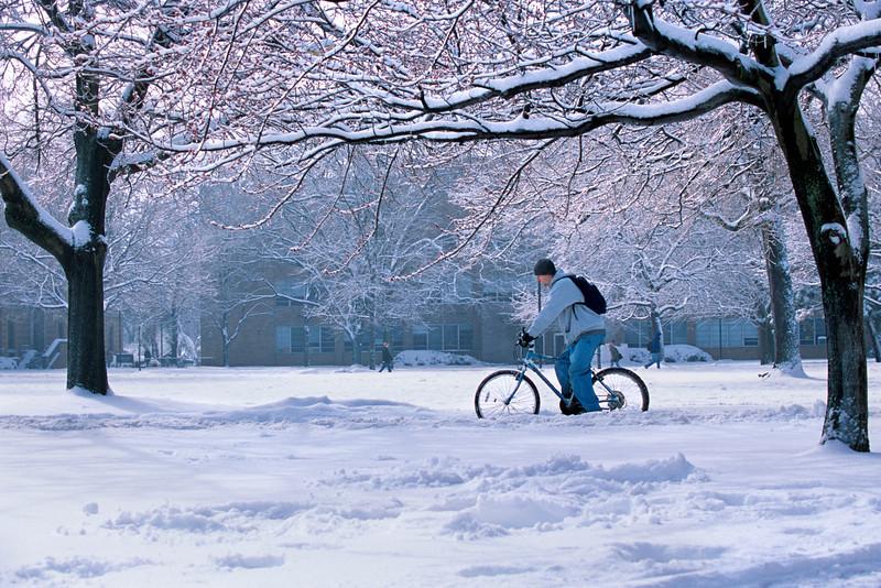 Campus_snow