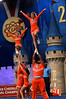 BGSU Cheerleading finals :