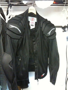 Motorcycle Jacket front