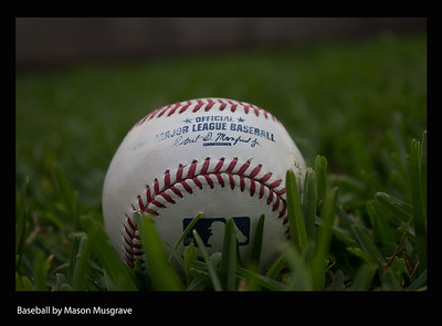 Baseball by Mason Musgrave