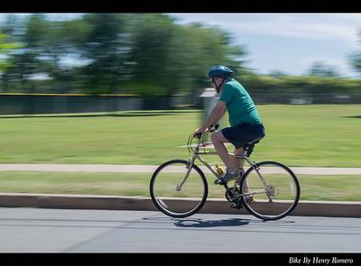 Bike By Henry Romero