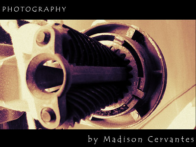 Sharpener By Madison Cervantes