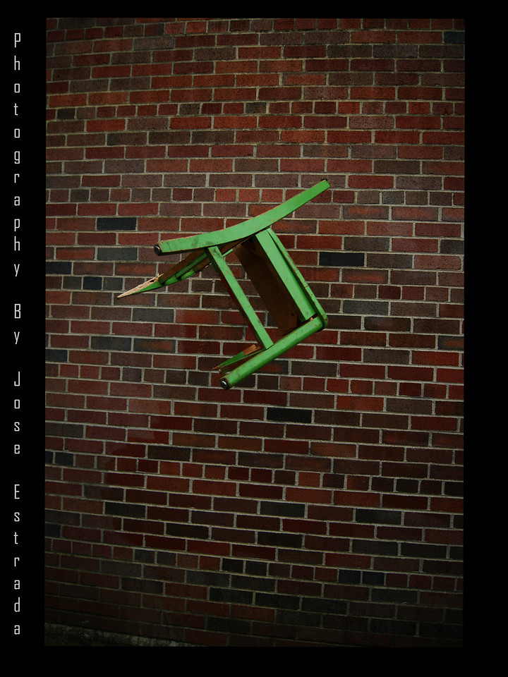 CHAIR poster by jose estrada