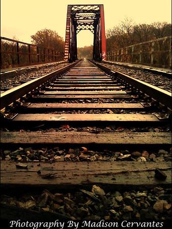 Train By Madison Cervantes