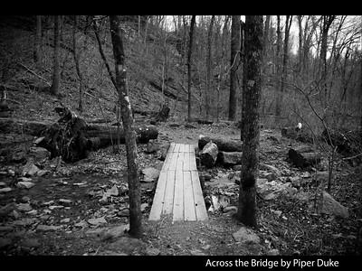 Across the Bridge by Piper Duke