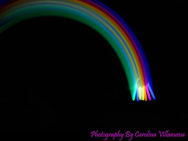 Rainbow By Carolina Villanueva