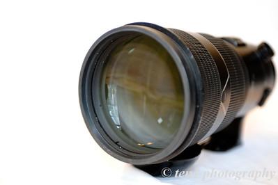 Nikon 300mm f/2.8 AF-S II