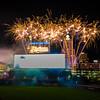 Progressive Field Fireworks