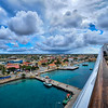 Bonaire From Ship Deck