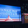 In light of the election year PSW keynote was made up like a party convention (a matter of taste...).