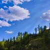 Beautiful Day   Spokane River, Spokane, Washington.
