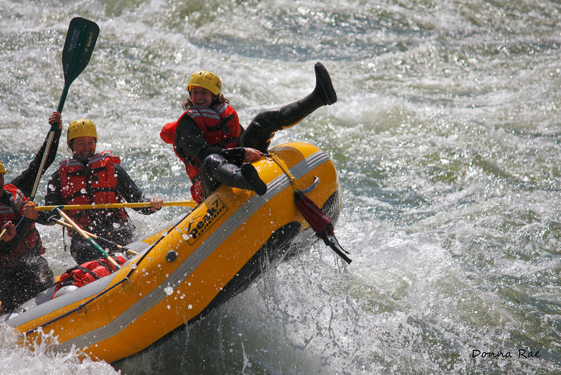 Hydro Therapy Session on the Spokane River Peak7.org